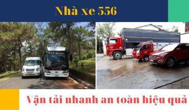 Nhà xe 556